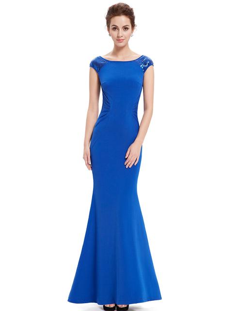 Ever Pretty 2017 Clearance Style Evening Dress Elegant Mermaid Long Formal Evening Dresses XXBS51580EHA