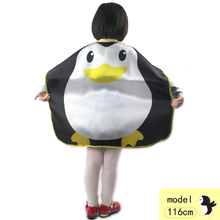 SPECIAL 70*70 cm Child Penguin costume cape and mask party birthday party bee costume Christmas girls gift toys for newborns