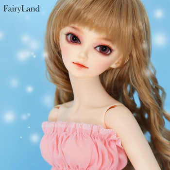 Fairyland Minifee Shushu 1/4 BJD SD Doll Model Girl Body High Quality Silicone Resin Toys For Girls Birthday Xmas Best Gifts - DISCOUNT ITEM  28% OFF All Category