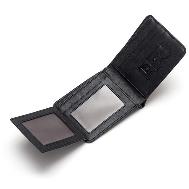Short Man Wallet
