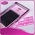 Rose Godness Eyelashes J/C Curl 8-12mm single Natural Eye Lashes Charming High Quality Makeup Eyelash Extension