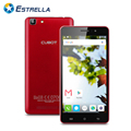 "Cubot rainbow google certified mt6580 celular android 6.0 quad core 16g rom 5.0 ""hd tela do telefone móvel"