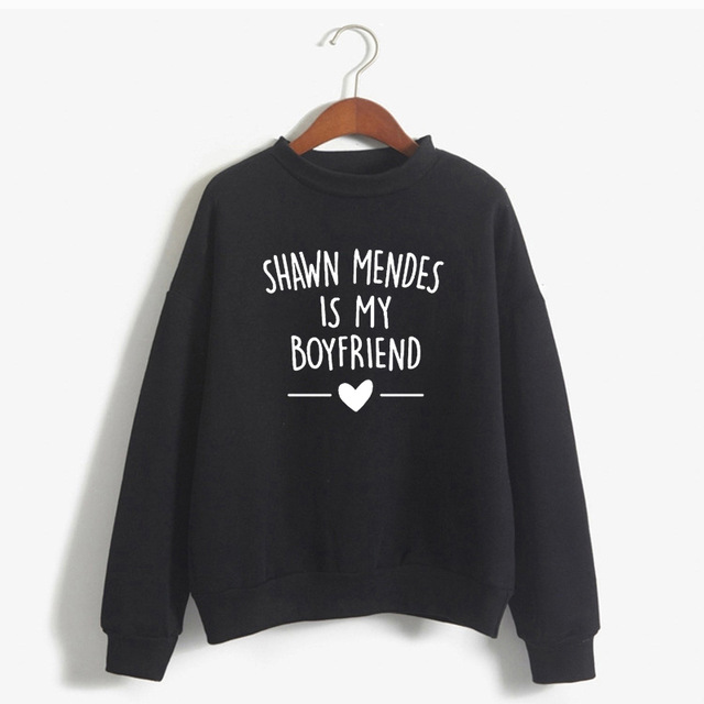 SHAWN MENDES IS MY BOYFRIENDS SWEATSHIRT (10 VARIAN)