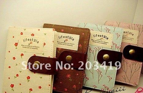 Stationery Diary Book Notepad Notebook Memopad Agenda Travel Planner