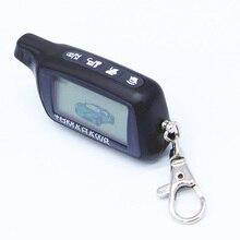 Cadena de Llavero de Control Remoto X5 LCD para TOMAHAWK X5 coche sistema de alarma de Seguridad Del Vehículo Llavero