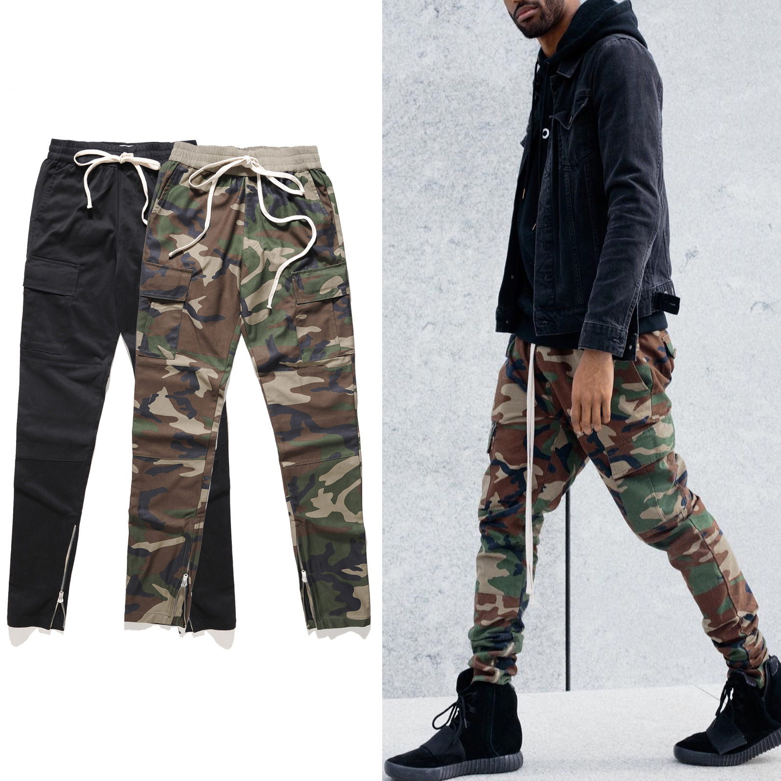 Compare Prices on Ankle Zipper Pants- Online Shopping/Buy Low ...