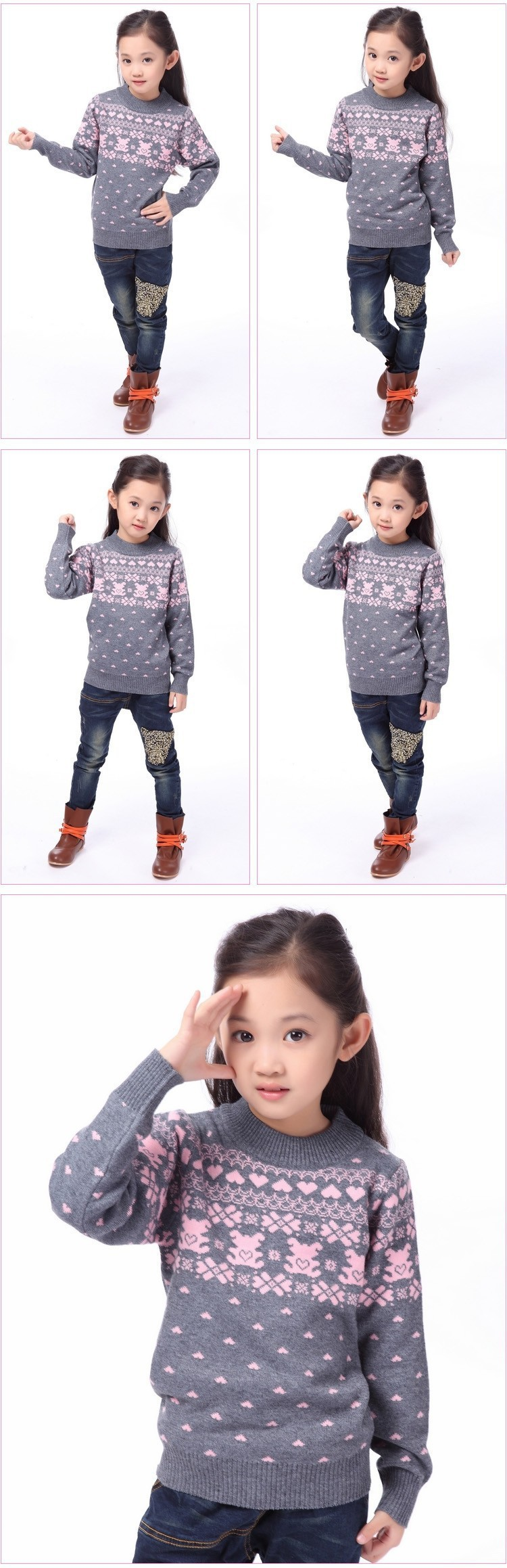 girl sweater-3