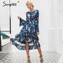 2b2ec91637e5a High Waist Flare Dresses Promotion-Shop for Promotional High Waist ...