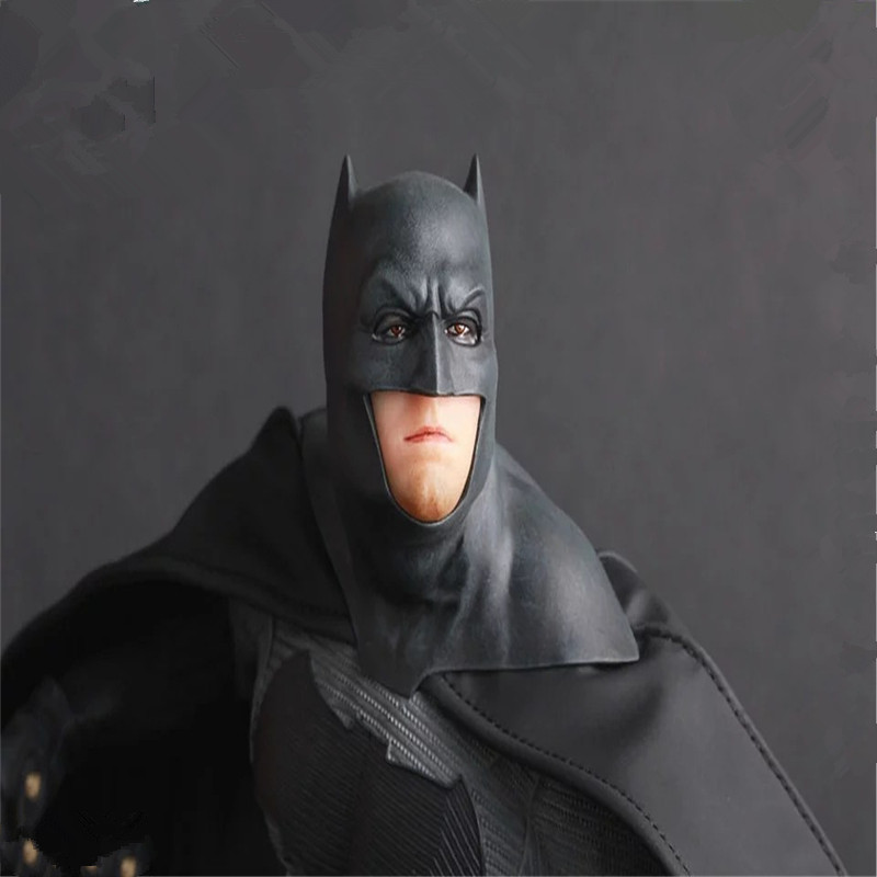 ФОТО Batman Vs. Superman Combat Ver. Action Figure PVC Action Figure Collectible Model Toy 25cm KT3569