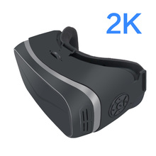 VR All In One 2K VR Glasses Box 3D Glasses Headset 110 Degrees IPS 5.5 inch TFT 2560*1440 Support 2.0 Type C HDMI OUT Glasses v12 vr all in one headset virtual 3d glasses geo gyroscope 5 5 inch h8 cpu