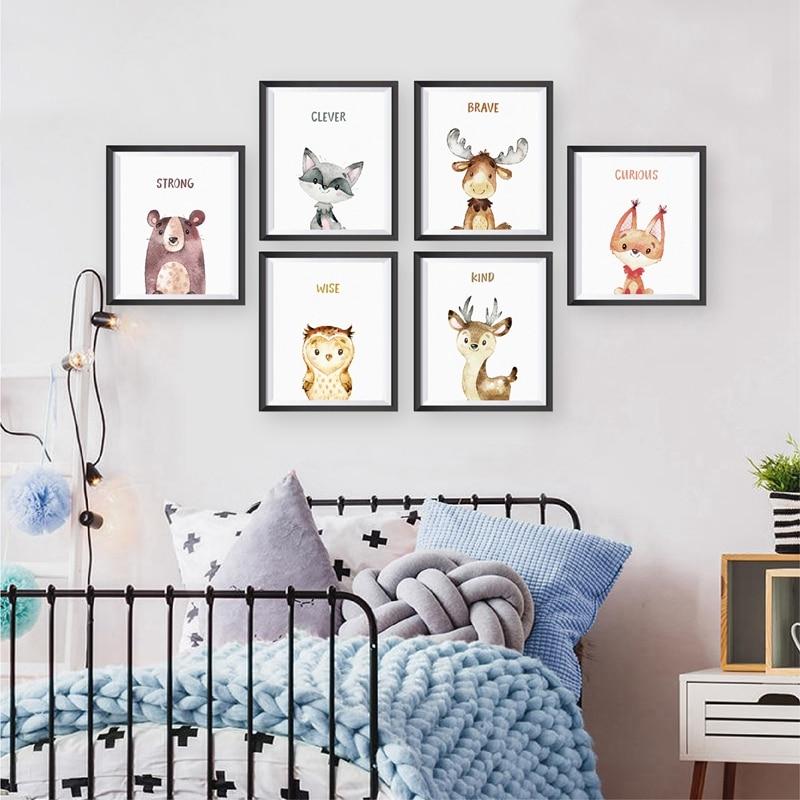 Nursery Art Canvas Prints