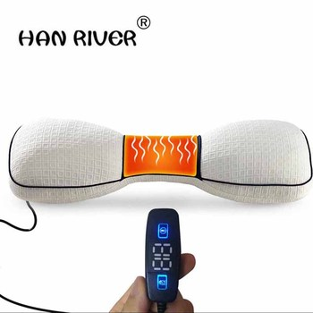 HANRIVER Free shipping 220 v fields cervical repair medicine hot heal traction correction candy neck in adults