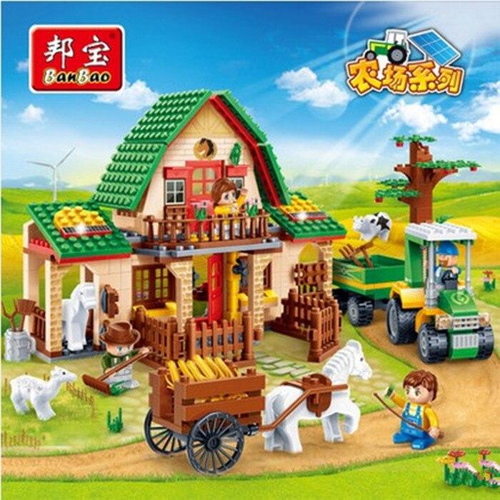 Online buy wholesale farm house from china farm house for Farmhouse building kits