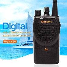 Walkie Talkie Mag One A8I UHF 403-470mhz Handheld Transceiver Digital Walkie Talkie Two way radio Transceiver(for Motorola)