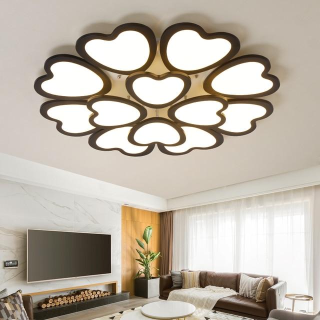 Moderne Plafondverlichting keuken woonkamer slaapkamer licht lampen ...