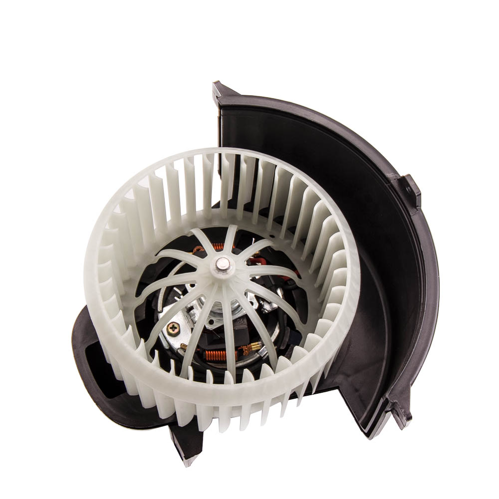 Heater Blower Motor /& Cage Front for Audi Q7 Volkswagen VW Touareg NEW