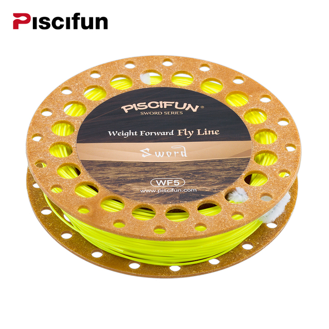 Sword Fly Line Weight Forward 90 100FT Floating Fly Fishing Line