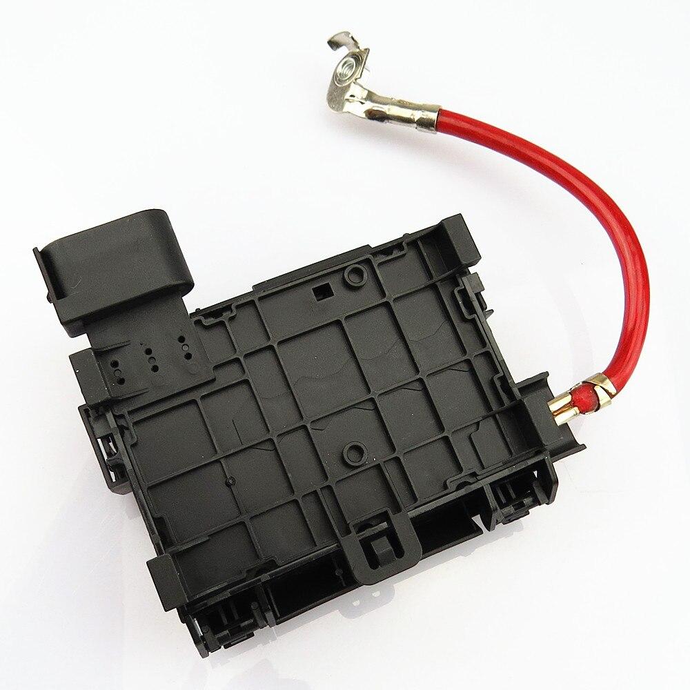 ̿̿̿(•̪ )SCJYRXS 4Pcs Car Battery Fuse Box embly ... on