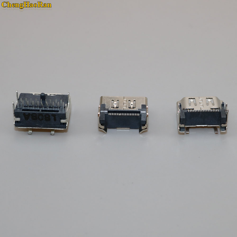 Image 4 - 5pcs NEW HDMI Interface Socket for Sony PS3 Slim 3000 HD MI Port Socket Interface Connector for Playstation 3 PS3 Slim 3000 Host-in Replacement Parts & Accessories from Consumer Electronics