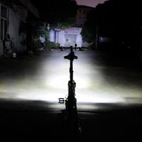 Professional Bicycle Light 420LM Bike Front Light Led USB Rechargeable Bicycle Lights With USB Cable S