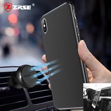 ZRSE Magnetic Car Phone Case for iPhone