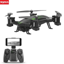 SYMA Aircraft WIFI Air-Ground Flying Car RC HD Camera 6-Axis Gyro Drone helicopter gyro remote control aircraft dec26(China)