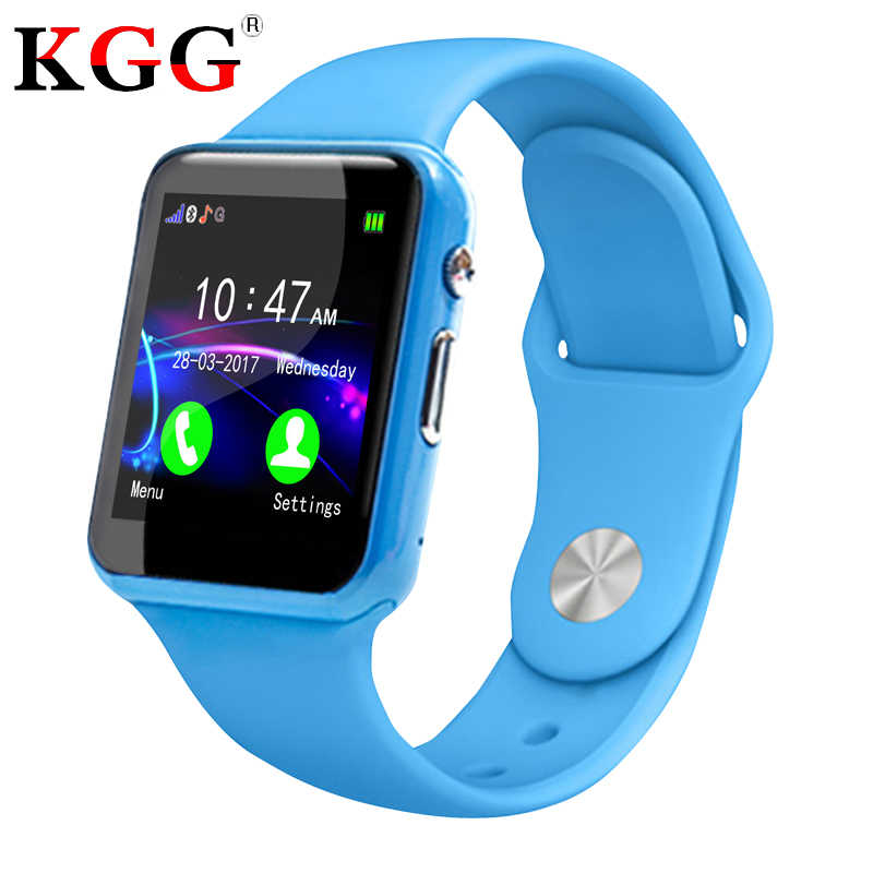Smart Watch Women Smart Bluetooth Watch With Passometer Camera Support SIM TF Card For Android Phone Smart watch Kids