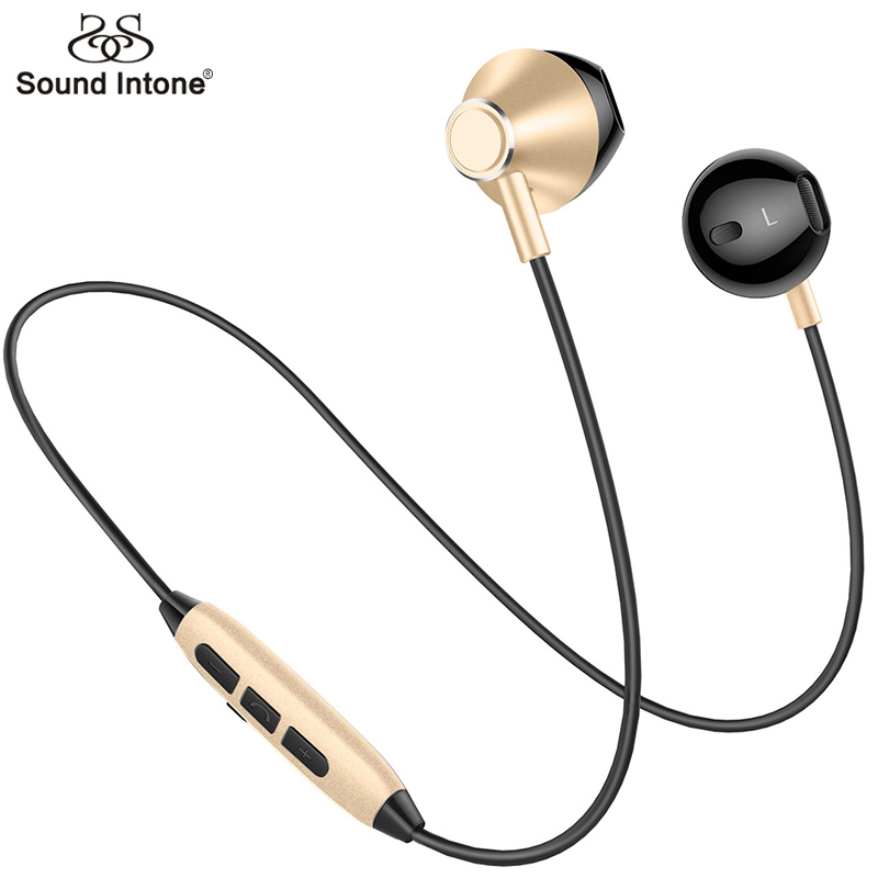 Wireless Bluetooth Earphone Sports Running Headset Bass Music Headphones With Mic Handfree In-ear Mobile Phone And Android Pc To Rank First Among Similar Products Earphones & Headphones