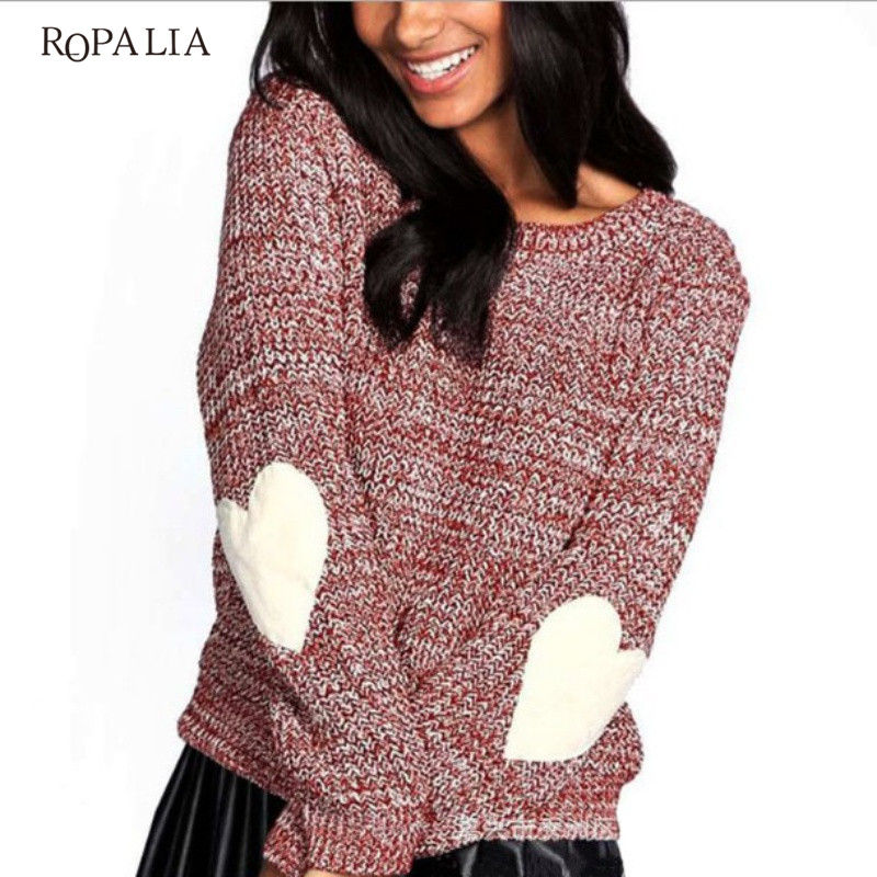 2018 Winter Pull Sweaters Women 2018 Fashion Loose Jumpers Korean Pullovers Knitting Pullovers Christmas Sweater Unif W9
