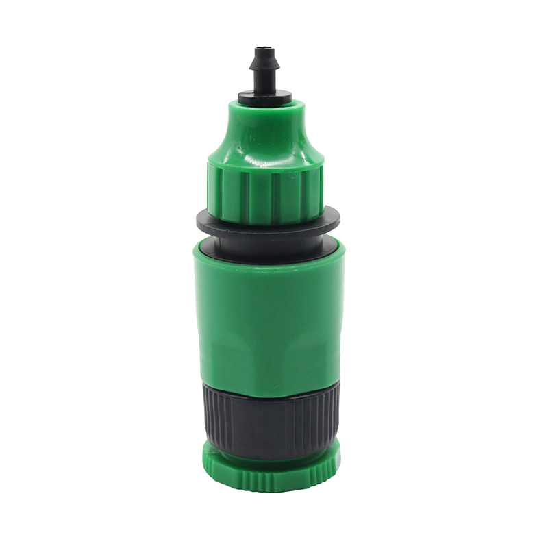 1 Pc Garden Water Quick Coupling With 1/2 Inch Female Thread Garden Pipe Connectors Irrigation Drip Pipe Quick Connectors