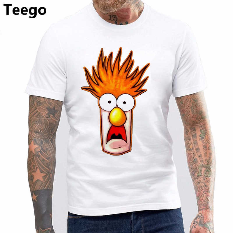 12413b90 Detail Feedback Questions about Beaker The Muppets Big Face T Shirt ...