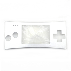 Image 4 - Replacement Front Shell Faceplate Housing Case Cover Panel for G ameboy Micro
