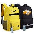 Рюкзак Gudetama Lazy Egg  школьный рюкзак с рисунком  дорожная сумка на плечо  сумка для ноутбука в подарок