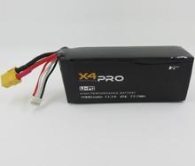 F-Cloud  Original Hubsan X4 PRO Battery H109S H109S PRO Battery 11.1V 7000mAh battery DIY RC Drone Racing Drone RC Boat Battery