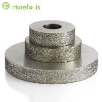 4 inch 1A1 plated diamond and CBN abrasive grinding wheel for tungsten carbide steel China diamond tools grit 60~600#