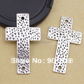 10pcs/lot Hot Sale Zinc Alloy Antique cross charms Fit Beading Jewelry Making F619