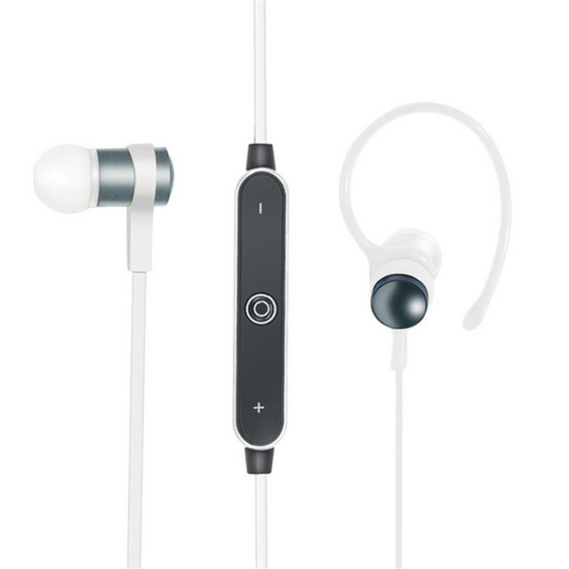 sport running bluetooth headset wireless earphone headphone bluetooth earpiece with mic stereo. Black Bedroom Furniture Sets. Home Design Ideas