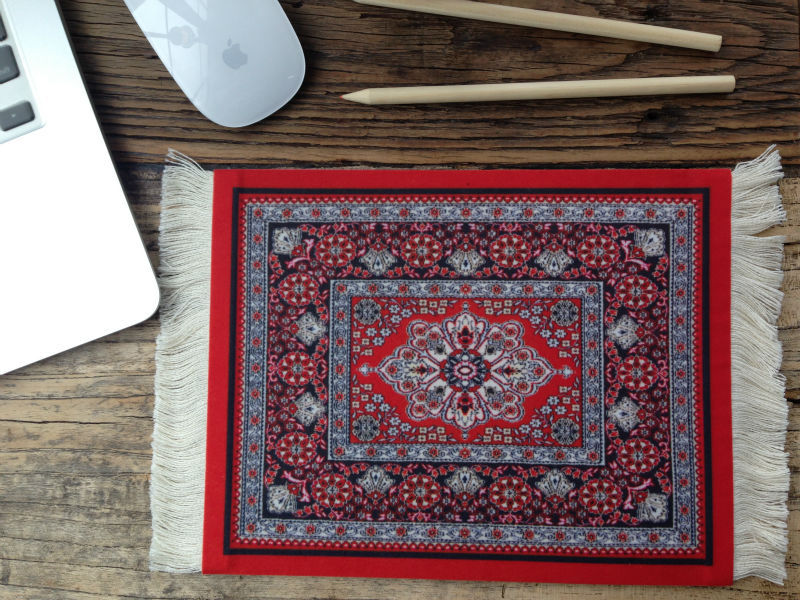 Carpet Mouse Pad Vidalondon