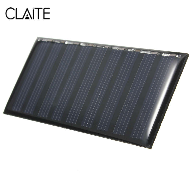 Hot Sale 5V 0.5W 100mAh Polycrystalline Silicon Epoxy Solar Panel DIY powered models for charging cellphone or small battery 1x non oem toner cartridge compatible for dell color cloud multifunction h825 h825cdw h625 h625cdw smart s2825cdn 3k 2 5k pages