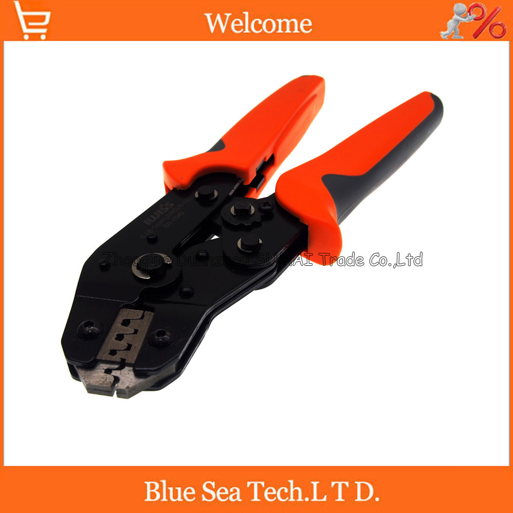 Crimping Tools Terminal crimping pliers For 28-18 AWG ,0.08-1.0mm2 of 2.0mm to 4.8mm terminal etc.PH,SM/XH/4.2mm/EL/FL