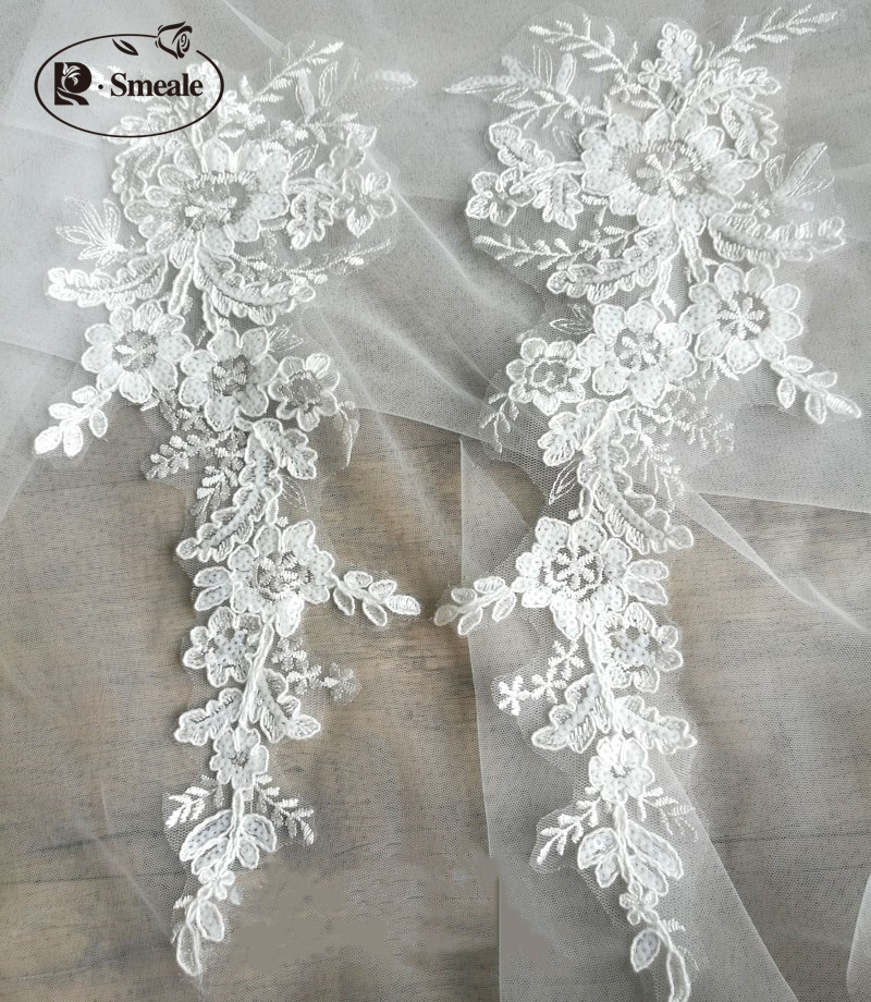 Aliexpress.com : Buy 10PCS Ivory White Pair Of Flowers