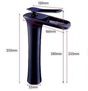Image 5 - Смеситель для умывальника, смеситель для ванной комнаты, смеситель для умывальника с одной ручкой