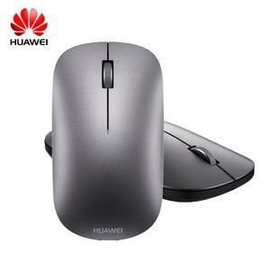 Image 1 - Huawei 社 AF30 ワイヤレスマウス bluetooth 4.0 ワイヤレス光学式サイレントマウスサポート tog matebook 13/14/x プロ/e