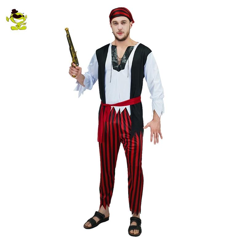2018 Նոր Կարիբյան ծովահեն զգեստները - Կարնավալային հագուստները - Լուսանկար 6