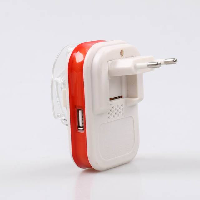 Universal Battery Charger Travel USB Wall Charger With LCD Display For Mobile Phone Camera Nokia Samsung Mobile Phone Chargers