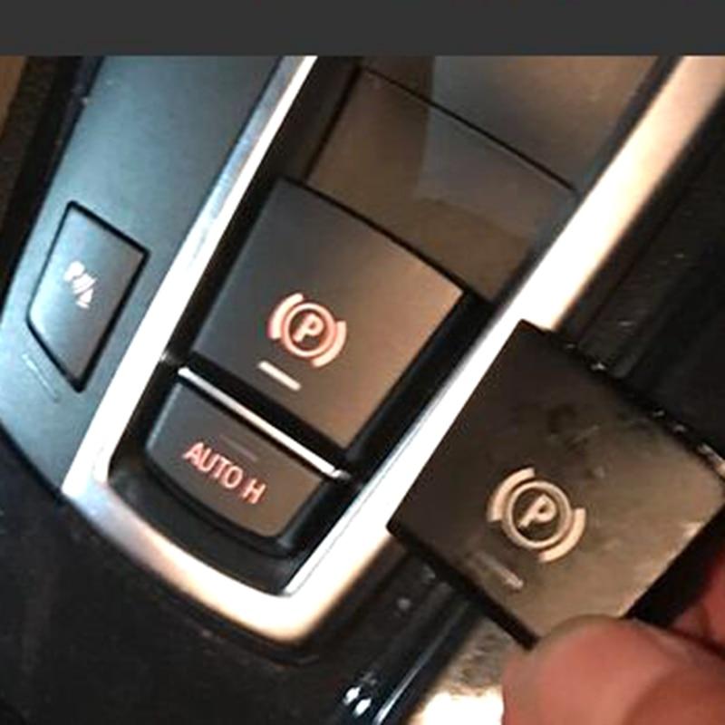 LARBLL Novo P Tipka PARKIRNI ZAVORNI PRIKLJUČEK ZA BMW 5 6 X3 X4 F10 - Avtodeli - Fotografija 4