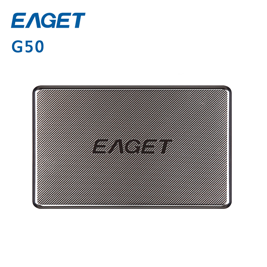 EAGET G50 1TB 500GB USB 3.0 High-Speed Shockproof External Hard Drives HDD Desktop Laptop Mobile Hard Disk removable hard disk eaget g30 3tb 2tb 1tb 500gb 2 5 usb 3 0 high speed shockproof external storage hard drive hdd desktop laptop mobile hard disk