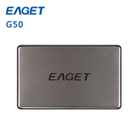 Eaget g50 1 tb 500 gb usb 3.0 high-speed stoßfest externe festplatten hdd desktop laptop mobile festplatte wechselfestplatte