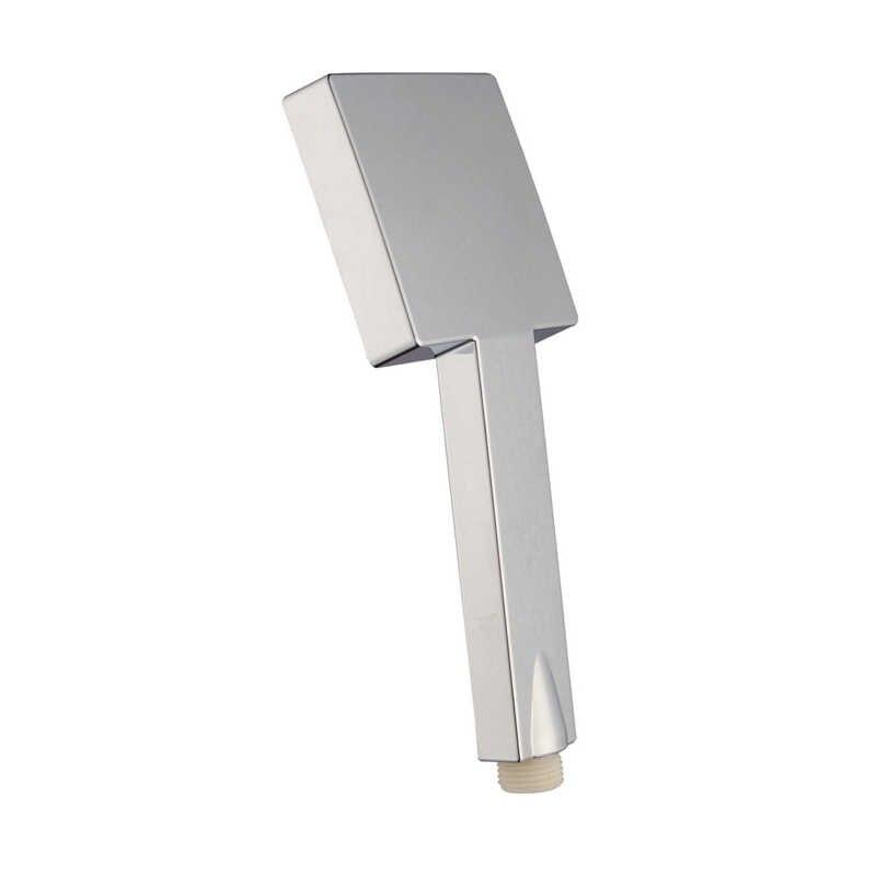 Zhangji 64 otwór kwadratowy chrom Showerhead łazienka akcesoria ABS z tworzywa sztucznego zwiększyć oszczędzająca wodę słuchawka do prysznica dysza natryskowa głowica prysznicowa