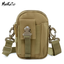 ManKaTer Free Shipping Tactical Bag Shoulder Waterproof Tactical Backpack Outdoor Bag Military Mochila Military Crossbody bag rasputin item over5 lc backpack pencott greenzone military tactical backpack molle system free shipping sku12050393